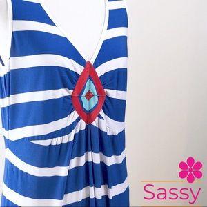 ⭐️ Sassy Summer Dress